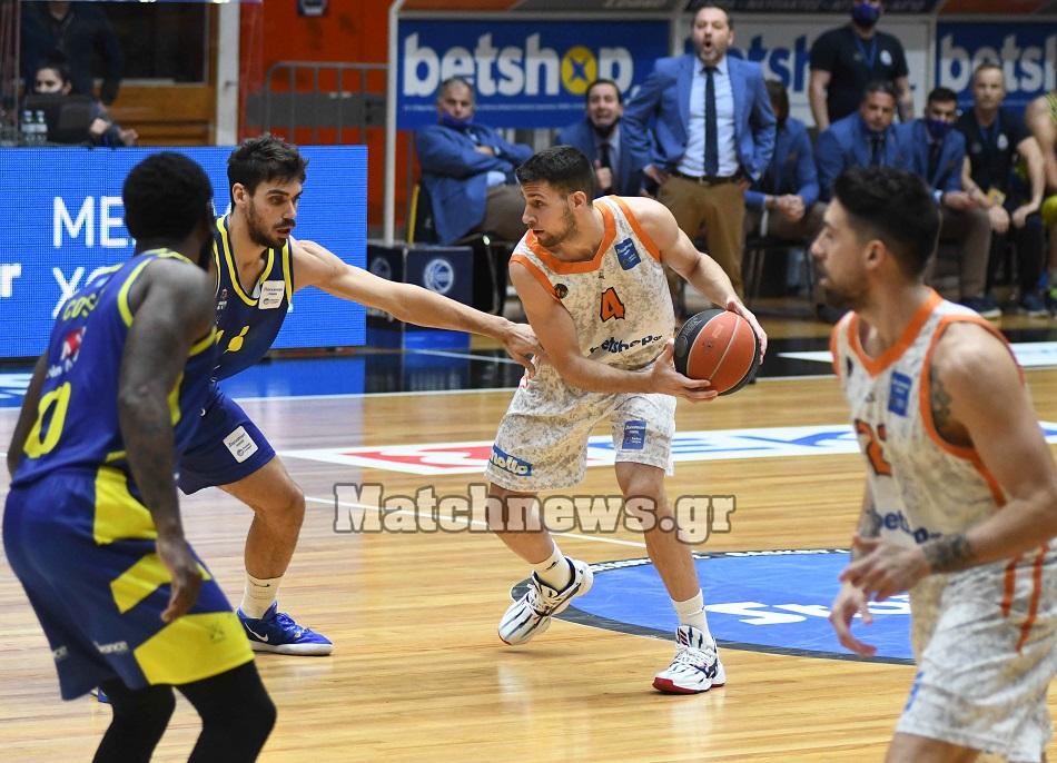 promitheas ionikos basket league