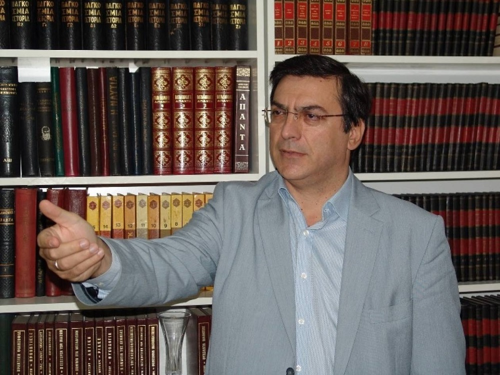 alexandros xrisanthakopoulos