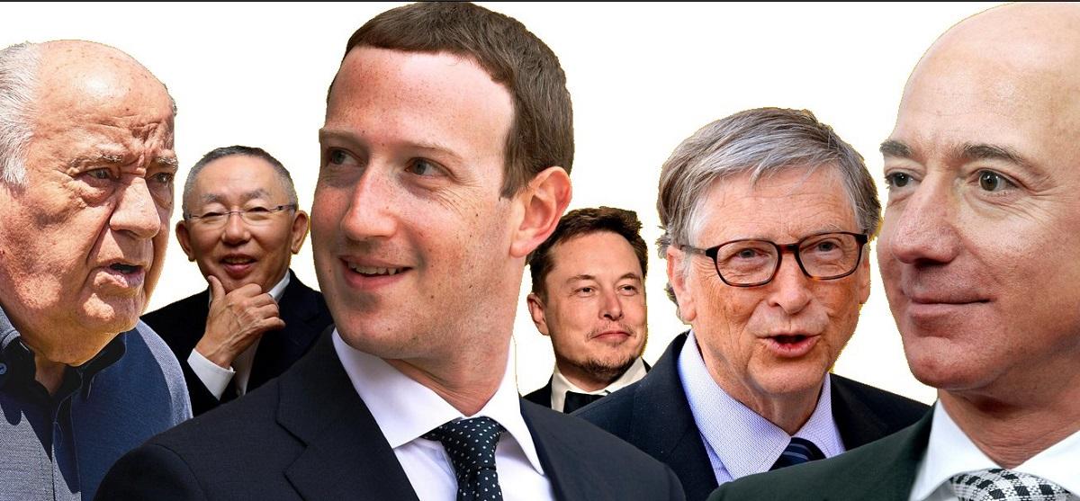 Forbes billionaires