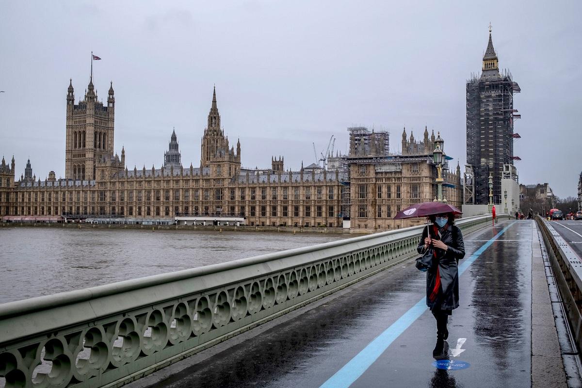 uk britain lockdown