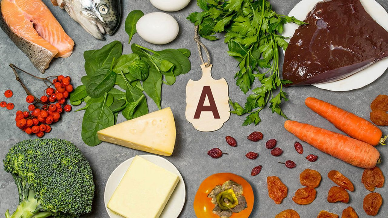 vitamini a health
