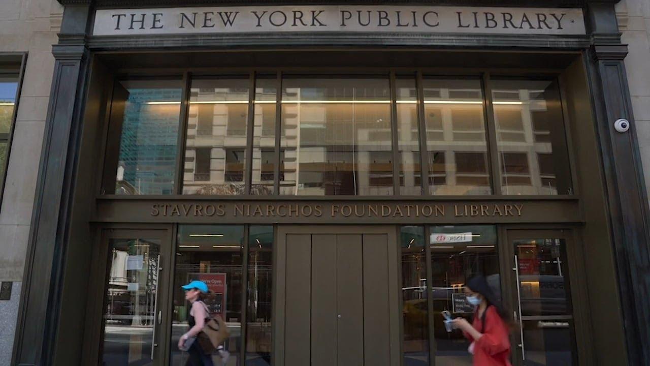niarxos library new york