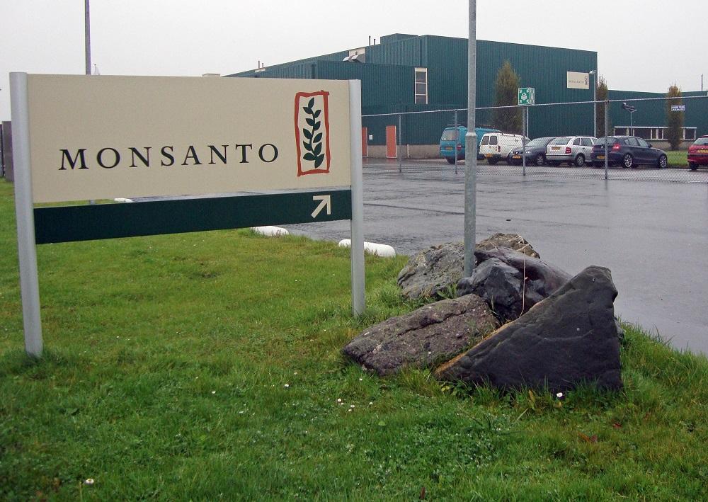 Monsanto vestiging