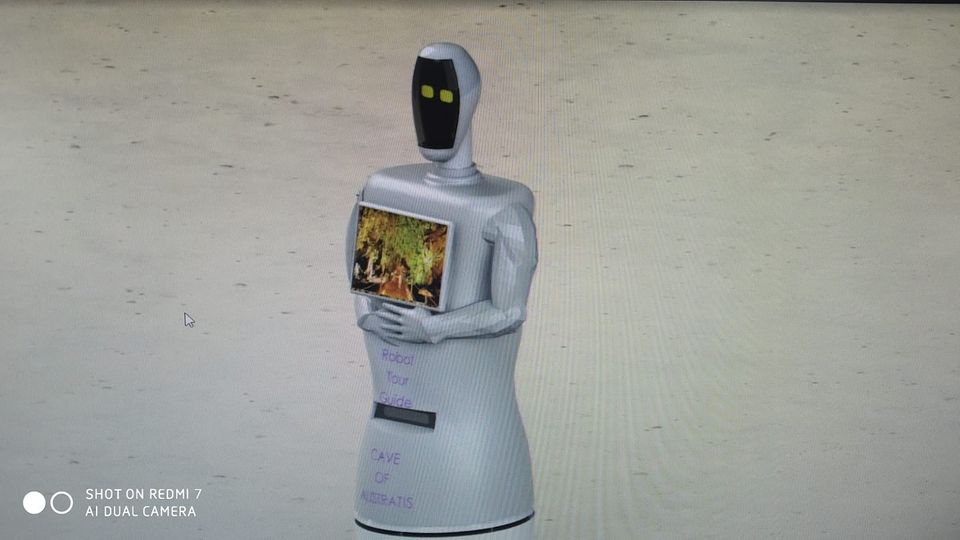 robot xenagos
