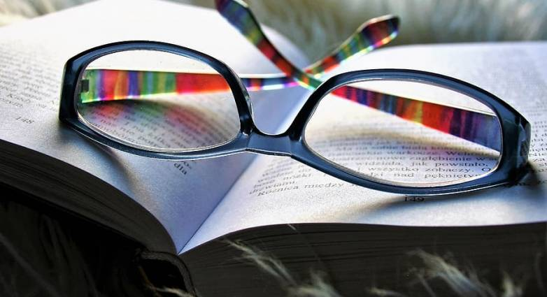 reading relaxation glasses sight