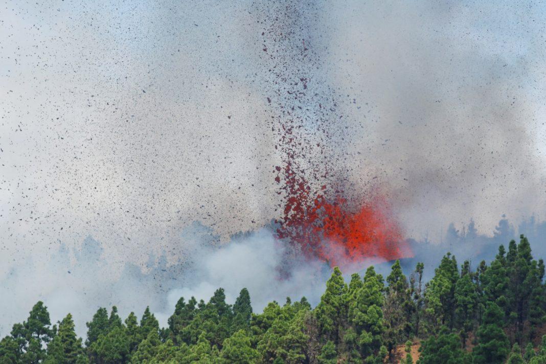 vulcano kanaria