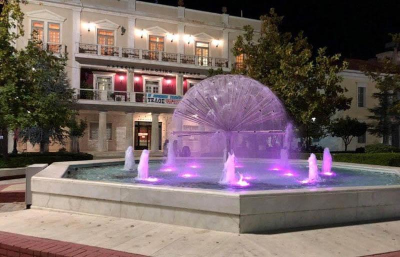 pink city pyrgos ileia